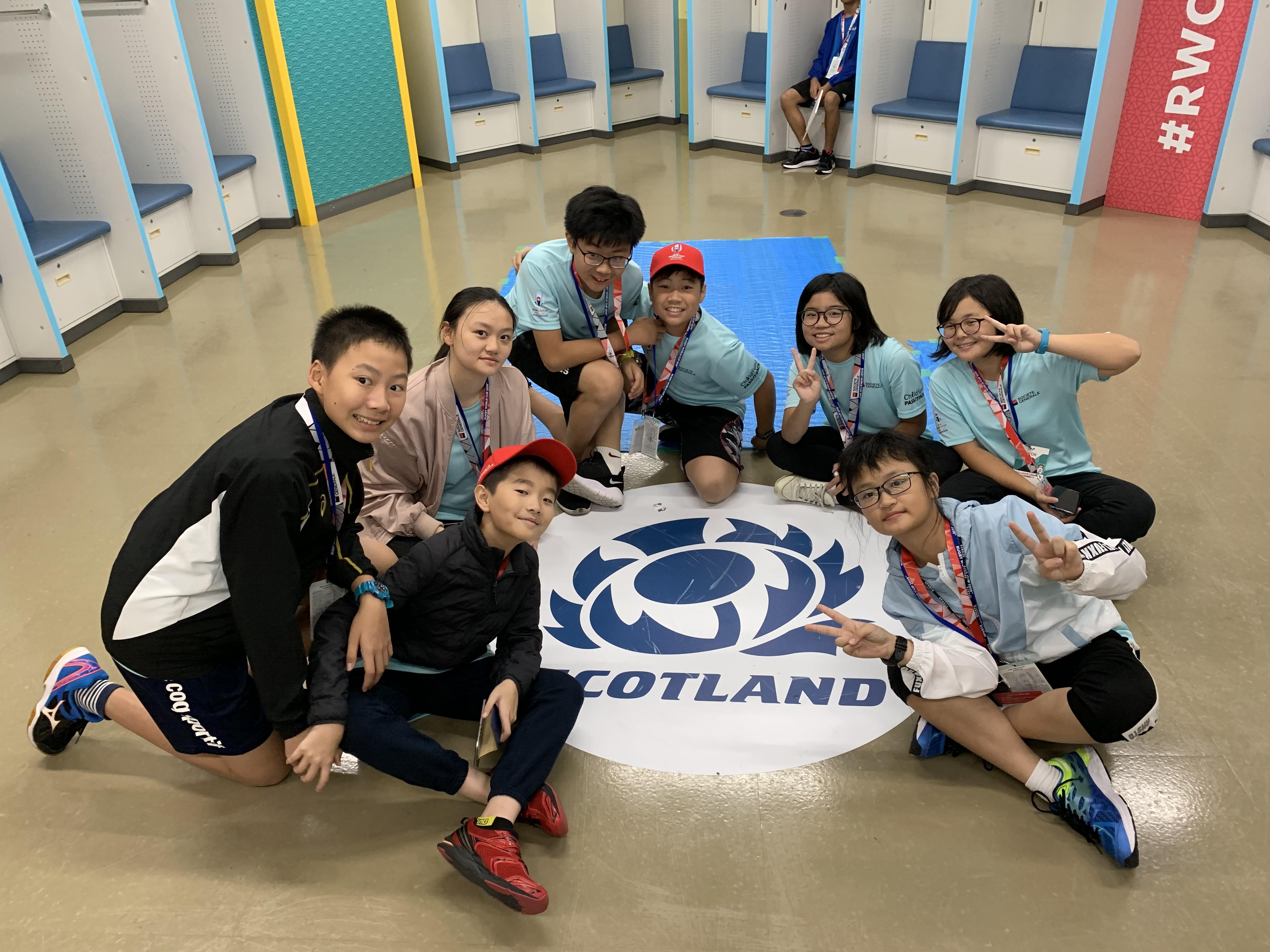 【2019年世界盃欖球賽】日本交流團