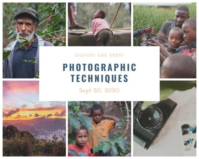 網上課程:相片說故事