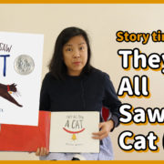 【故事時間】They all saw a cat (2)